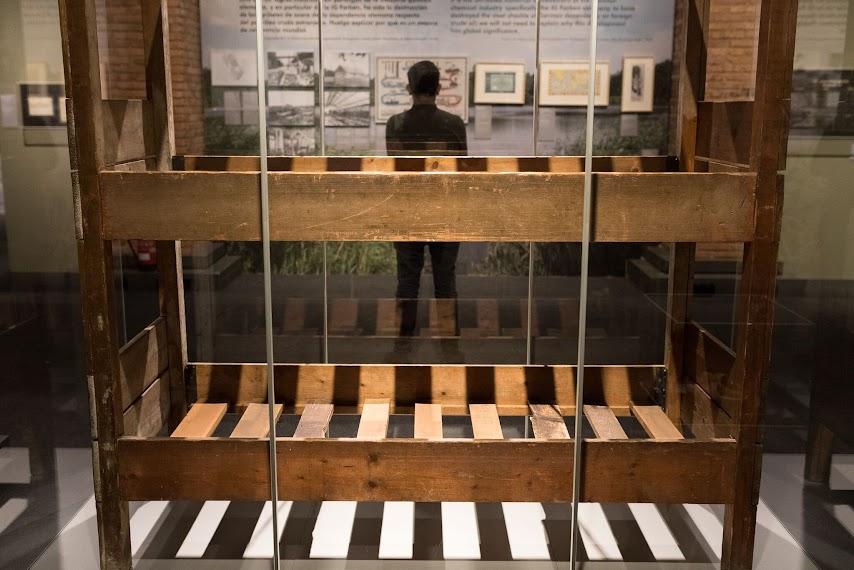 Exposición itinerante Auschwitz Madrid
