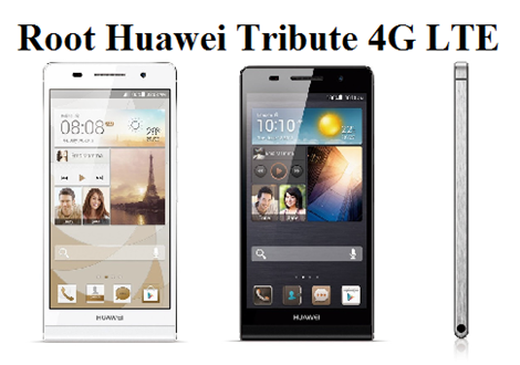 Huawei Tribute 4G LTE Y536A1