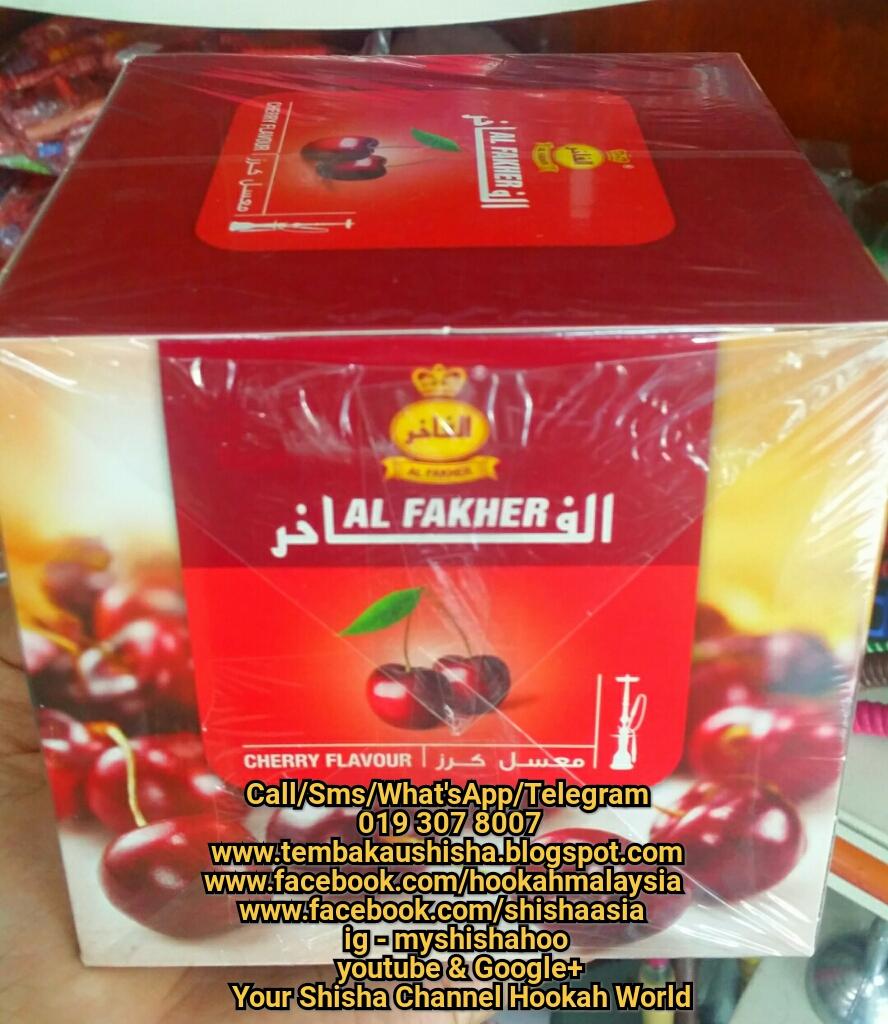 Pengimport Pembekal Pemborong Pengedar Flavor Shisha Al Fakher Dan Tembakau Melon Smooth Fresh Penjual Shishashisha Dimalaysia