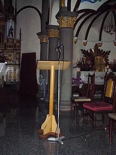 高雄玫瑰聖母堂(三)-莊嚴的中殿 @ H&D幸福小屋 :: 痞客邦