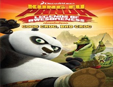 فيلم Kung Fu Panda Good Croc Bad Croc