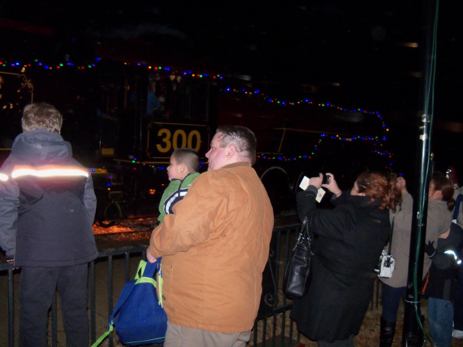 Polar Express Christmas Train 2010 - 100_6217.JPG