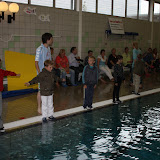 Afzwemmen C diploma 18 juli 2011