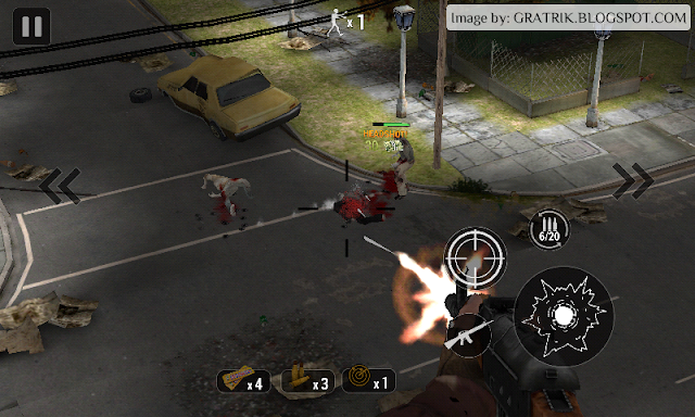 A peachy as well as fun Android game is non should ever accept Gigs size Foneboy Zombie Hunter Apocalypse APK Android Game Download + Review