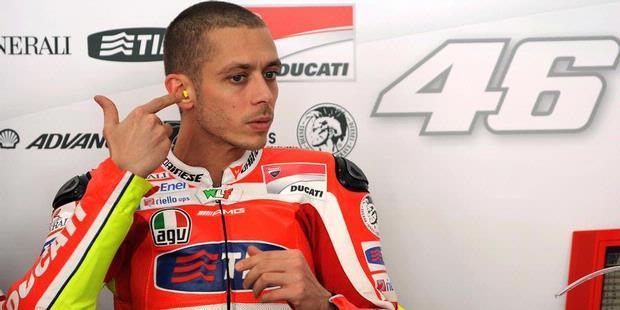 Perubahan Terbesar yang Dialami Valentino Rossi