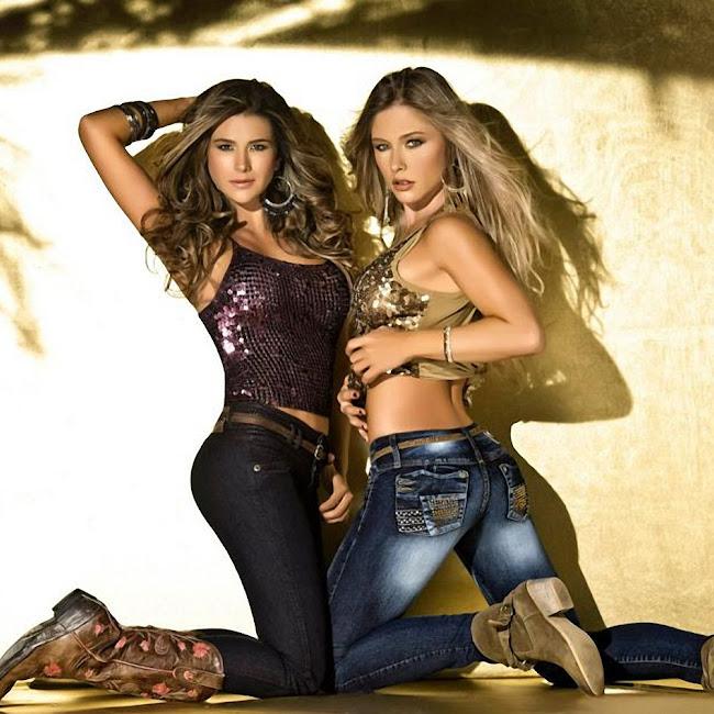 Erika Botero Sexy Komodo Jeans Foto 22