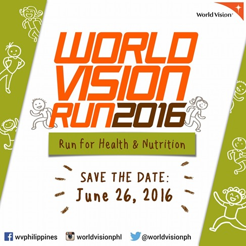 World Vision Run 2016