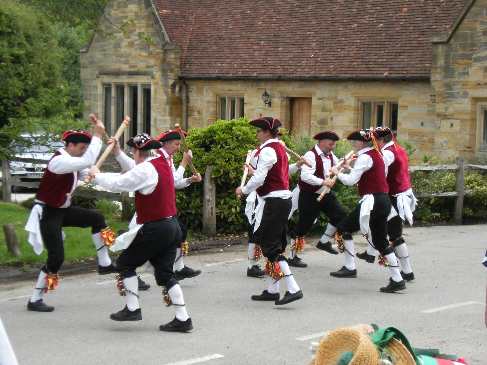 1006120022 Hartley Morris Men at the Dorset Arms