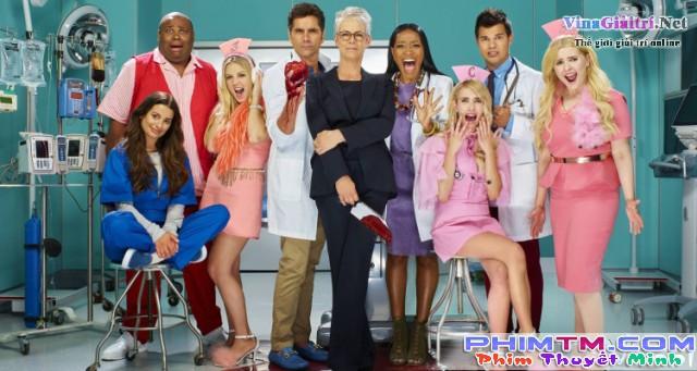 Xem Phim Hội Nữ Sinh 2 - Scream Queens Season 2 - phimtm.com - Ảnh 1