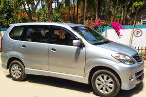rent a car Nusa Penida