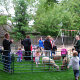 Petting Zoo 2011 Mission Avenue Preschool