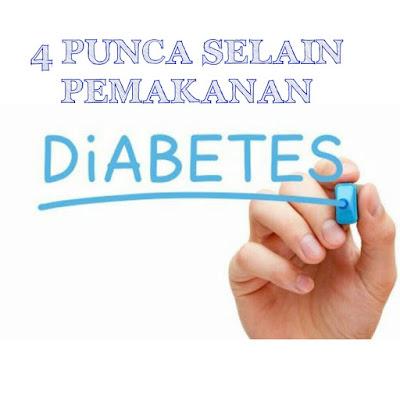 tidur kurang, kawal gula, diabetes, merokok, obesiti, kencing manis, merokok tinggi risiko, berat badan berlebihan, kawal kencing manis