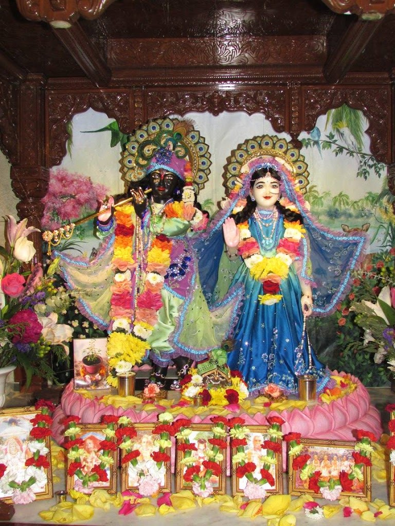 ISKCON New Goloka Deity Darshan 11 Dec 2016 (5)