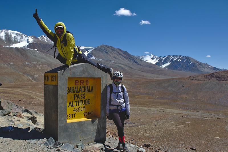 Cuceritorii Barachala-ului, primul pas ce s-a apropiat serios de 5000 de metri.