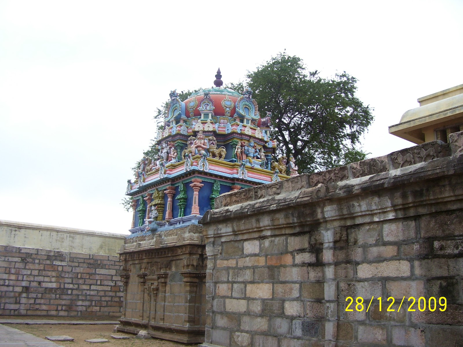 Rettai Tirupathi - Tholaivillimangalam, Nava Tirupathi - Nine Holy Temples