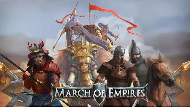 March of Empire Son Güncelleme Ve Yeni Askerler