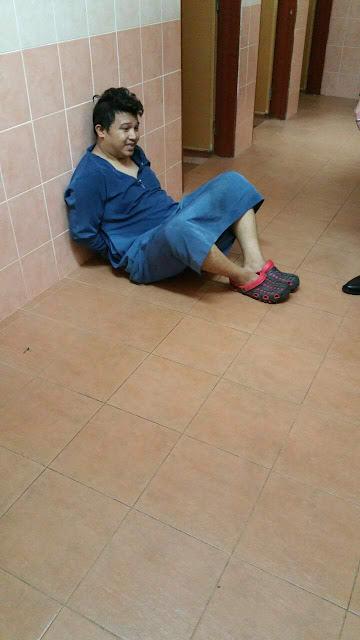 Suspek kes pembunuhan tiga sekeluarga di Kg Bertam Malim ditahan polis di masjid