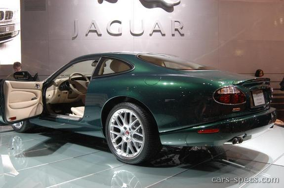 2004 Jaguar XKSeries Coupe Specifications Pictures Prices