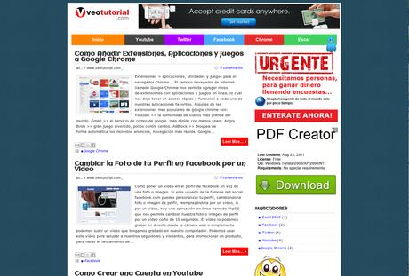 Veotutoriales en AltaBloggers: Directorio de Blogs para Bloggers