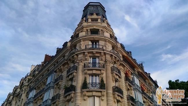 Vivir en Francia estudiante 1