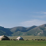 Kyrgyzstan (25 July - 8 Aug 2007)