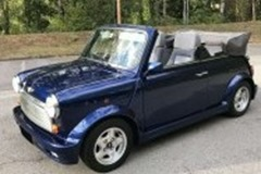 147 Rover Mini cabriolet