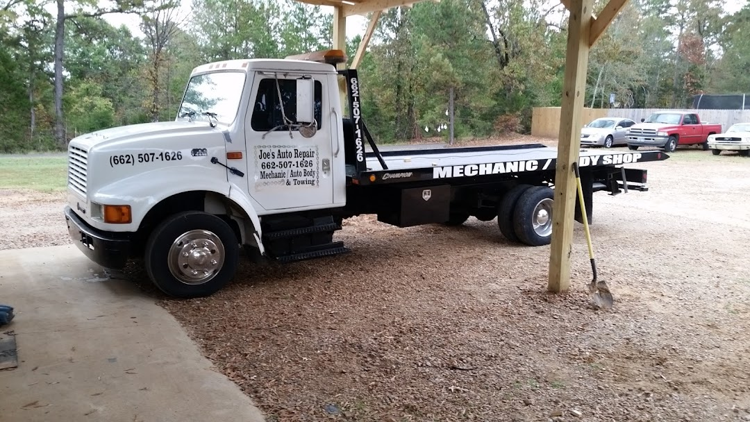 Joes Auto Repair >> Joes Auto Repair And Towing Towing Service In Potts Camp