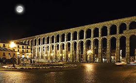Ruta nocturna de Segovia a Madrid. Algunas recomendaciones