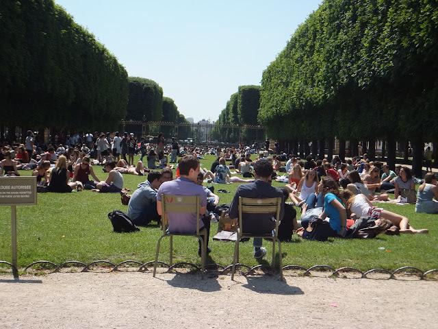 LUCO, Jardins du Luxembourg, Paris