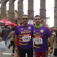 V Media Maratón de Segovia