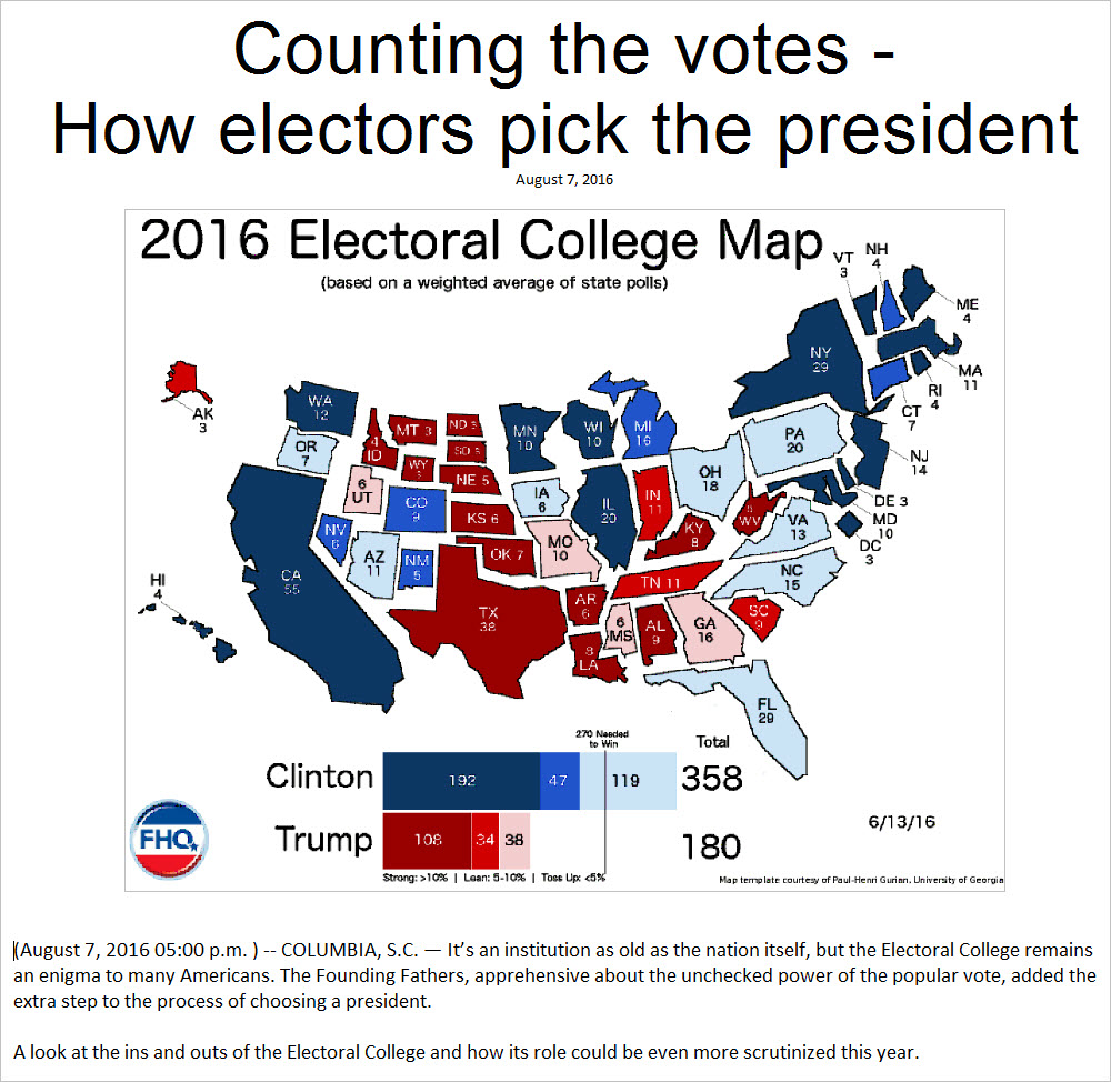 What Is The Electoral College? How It Works And Why It Matters