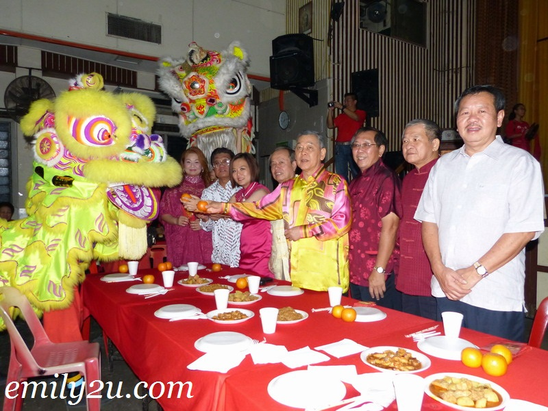 Chin Woo Ipoh Chinese New Year Open House