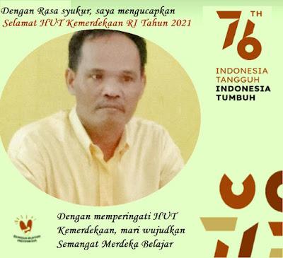 Link twibbonize HUT Kemerdekaan RI ke-76 Tahun 2021