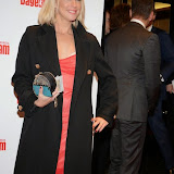 WWW.ENTSIMAGES.COM -    Ali Bastian   arriving at     Made In Dagenham - press night at Adelphi Theatre London November 5th 2014Comedy musical based on the hit British film.                                                  Photo Mobis Photos/OIC 0203 174 1069