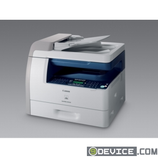 pic 1 - the way to download Canon i-SENSYS MF6550 printing device driver