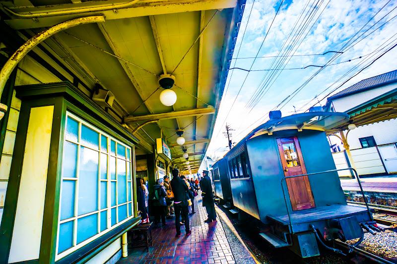 伊予鉄道 坊っちゃん列車3