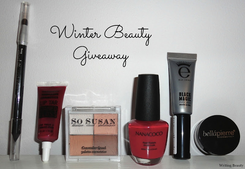Winter Beauty Giveaway
