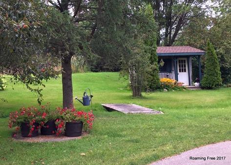 Cute Garden Area