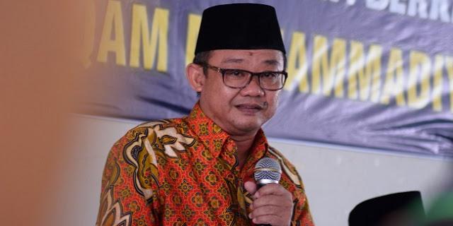 Apresiasi Kerja Polri, PP Muhammadiyah: Tangkap Aktor Intelektual Di Balik Pelarian Djoko Tjandra