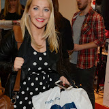 WWW.ENTSIMAGES.COM -    Laura Hamilton  at        Mothercare - VIP Christmas party at Mothercare, 515 Oxford Street, London November 28th 2013                                              Photo Mobis Photos/OIC 0203 174 1069