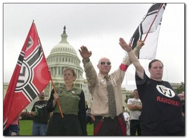 Американский расовый Рубикон