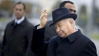 Ouzbékistan : le gouvernement annonce officiellement la mort du président Karimov.