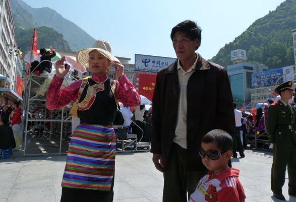 CHINE SICHUAN.KANDING , MO XI, et retour à KANDING fête du PCC - 1sichuan%2B1864.JPG