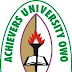 Owo: Ayorinde warns students against indiscipline