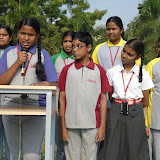 Spell bee Final round and CCA activities on 30th September 2015.