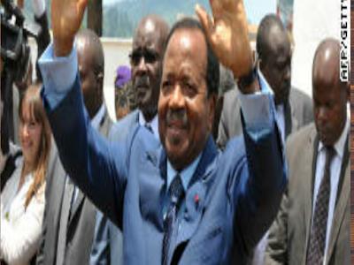 Cameroon Heads To Poll As Paul Biyar Seeks Seventh Term