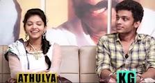 """Ilayathalapathy Vijay and Sivakarthikeyan in my dreams"" – Actress Athulya   Kadhal Kan Kattudhe"