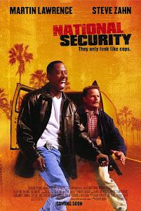 Cộng Sự Bất Đắc Dĩ - National Security poster