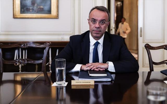 Χρ. Σταϊκούρας: Νέο lockdown θα προκαλούσε μεγάλη ζημιά στα δημοσιονομικά της χώρας
