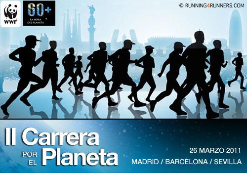 II Carrera por el Planeta 2011